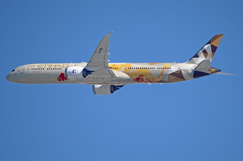 A6-BMD | Boeing 787-10 | Etihad Airways