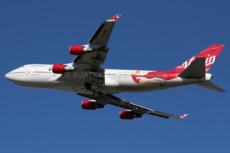 G-VFAB | Boeing 747-4Q8 | Virgin Atlantic