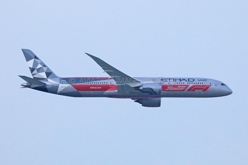 A6-BLV   Boeing 787-9   Etihad Airways