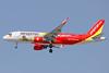 VN-A655 | Airbus A320-214 | VietJet Air