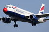 G-EUUC | Airbus A320-232 | British Airways