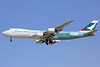 B-LJA | Boeing 747-867F/SCD | Cathay Pacific Cargo