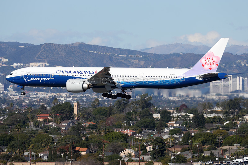 B-18007   Boeing 777-309/ER   China Airlines