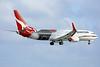 VH-XZJ | Boeing 737-838 | Qantas