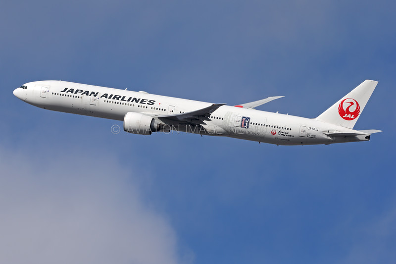 JA731J   Boeing 777-346/ER   JAL - Japan Airlines