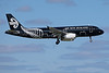 ZK-OAB | Airbus A320-232 | Air New Zealand