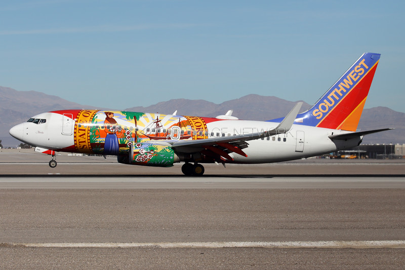N945WN | Boeing 737-7H4 | Southwest Airlines