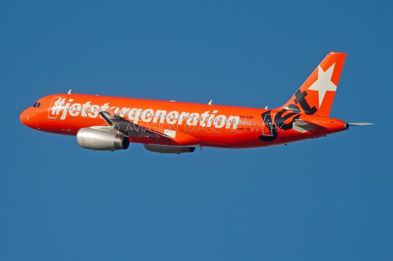 VH-VGF | Airbus A320-232 | Jetstar Airways