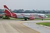 HS-AAQ | Boeing 737-3T0 | AirAsia Thailand