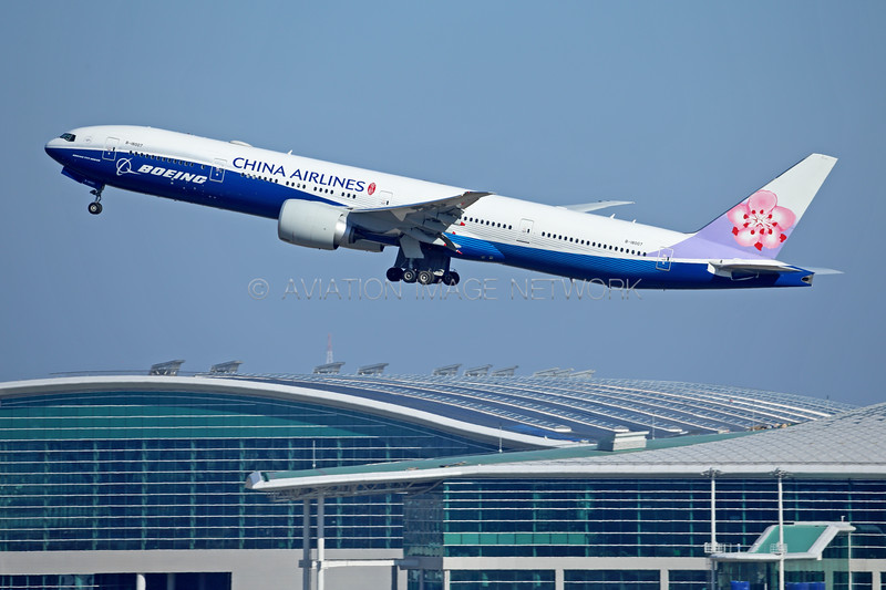 B-18007 | Boeing 777-309/ER | China Airlines