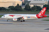 HS-ABG | Airbus A320-216 | AirAsia Thailand