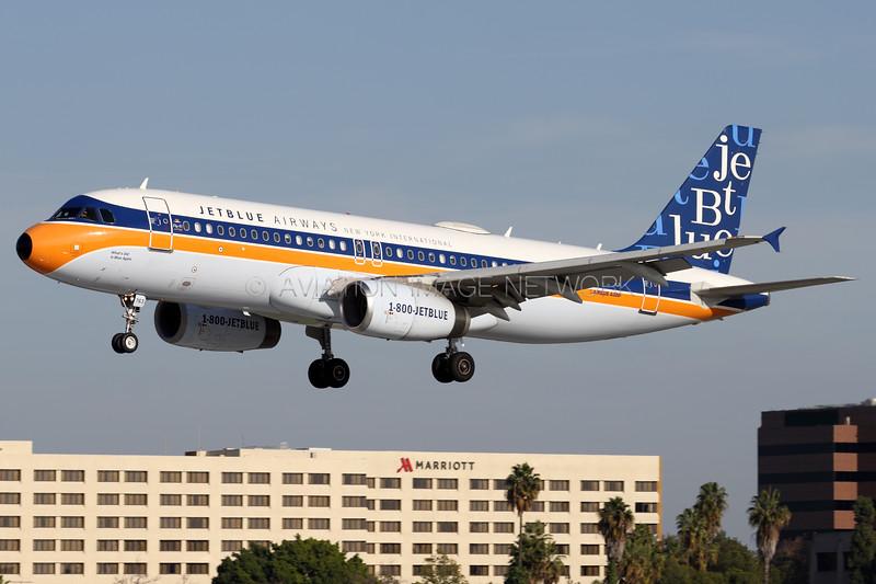 N763JB   Airbus A320-232   JetBlue