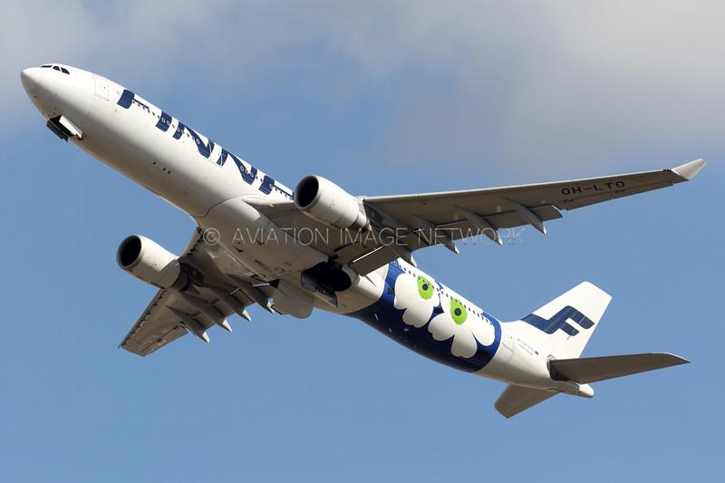 OH-LTO   Airbus A330-302   Finnair
