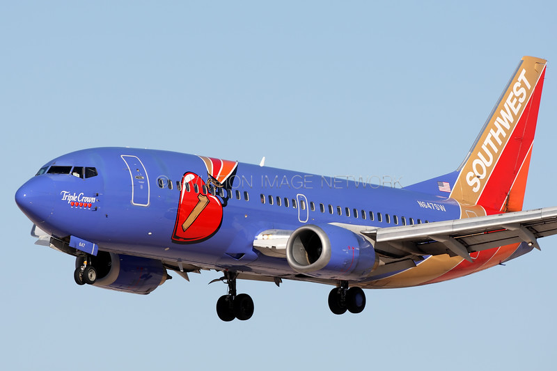 N647SW   Boeing 737-3H4   Southwest Airlines