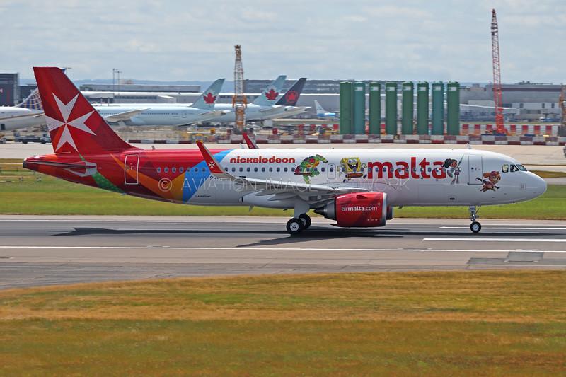 9H-NEO | Airbus A320-251N | Air Malta