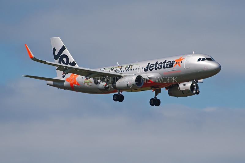 VH-VFX | Airbus A320-232 | Jetstar Airways