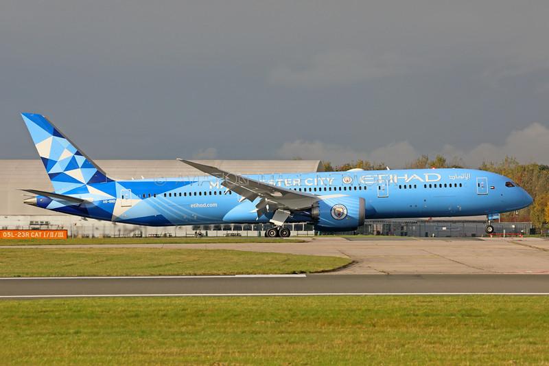 A6-BND | Boeing 787-9 | Etihad Airways