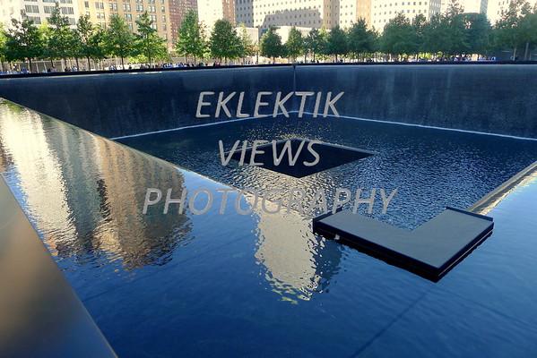 September 11 Memorial NYC