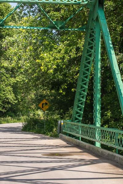6/2013:  at Xenia Iron Bridge in Carroll County, IN.