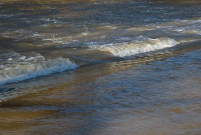 11/09:  Water at Crooks Bridge