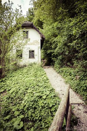 Vintgar Cottage