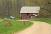 A Parke County barn.
