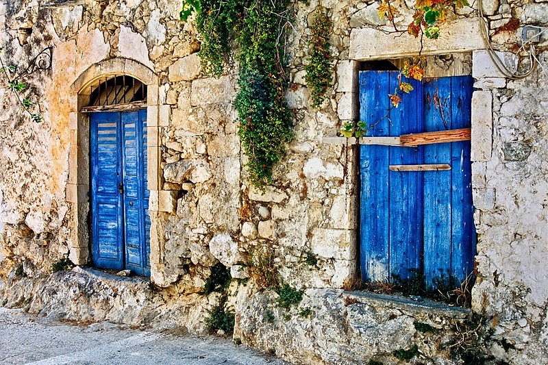 Argiroupolis, Crete, Greece - 2010
