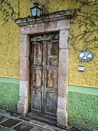 San Miguel de Allende, Mexico - 2016