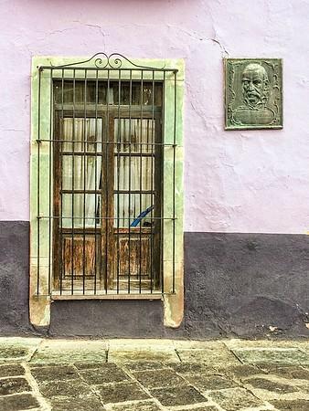 Guanajuato, Mexico - 2017
