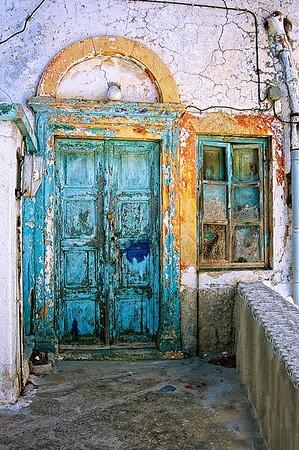 Chora, Patmos, Greece - 2010