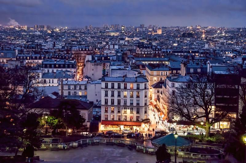 Paris, France - 2017