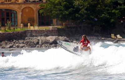 Punta Sayulita 2014 Womens SUP Surf