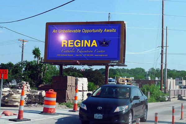 Regina Billboard