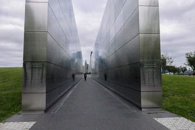 Empty Sky is the official New Jersey September 11 memorial to the state's victims of the September 11 attacks on the United States.