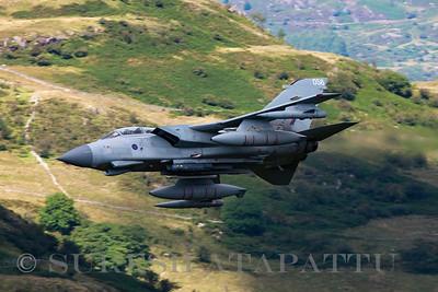 Tornado GR4  Serial#: ZA588 / 056