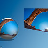 3D with Image from Arches National Park