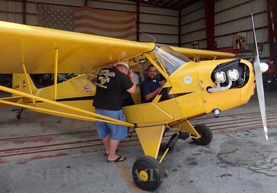 """Piper J-3 """"Cub"""""""