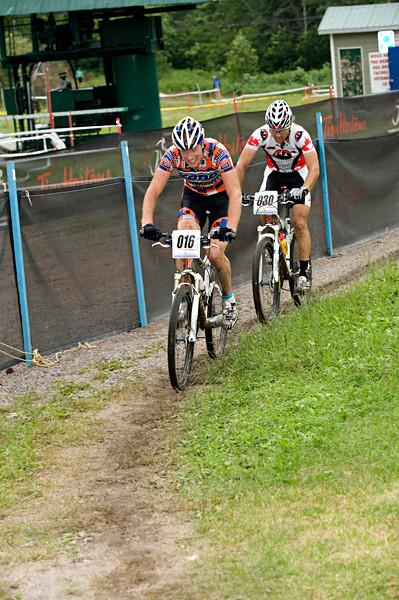 Canadian XC Mountain Bike Championships - St-Felicien, QC