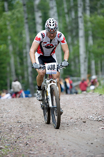 Canadian National MTB XC Championships - St-Felicien