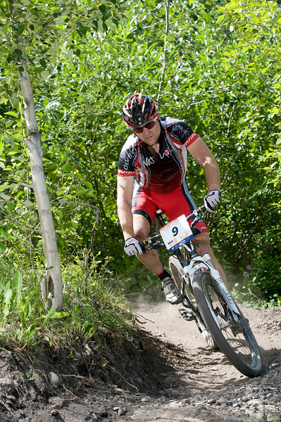 Canadian National MTB XC Championships <br /> Canmore Nordic Center, Alberta