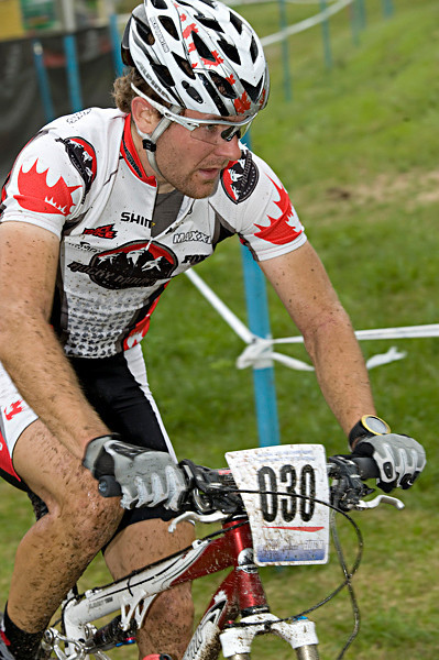 Canadian XC Mountain Bike Championships - St-Felicien, QC