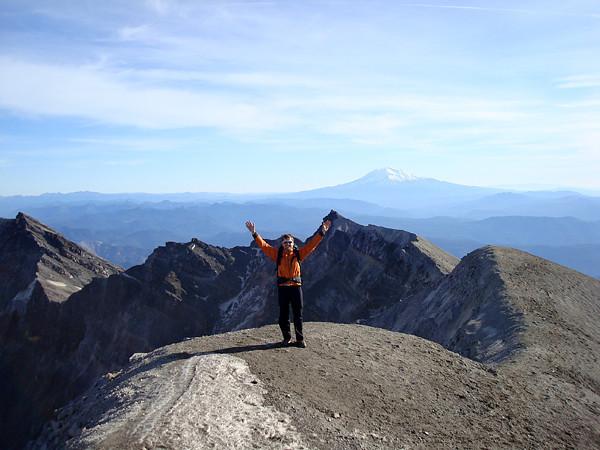 Mount St. Helens, 2008