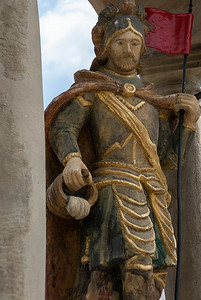 St. Florian Patron Saint of Firefighters,  AD  1776