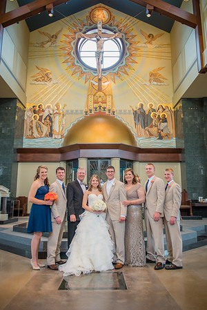 Niko and Alexa Wedding