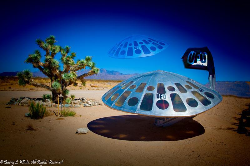 UFO Invasion