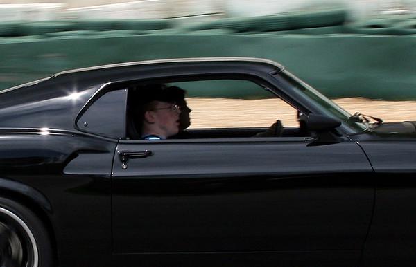 YOE'06 Don's Son & ChipF in Mustang
