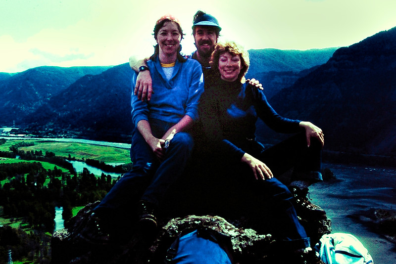 May 1983 - Columbia River Gorge