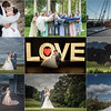 best of wedding photography collage