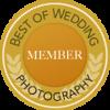 best of wedding photography badge