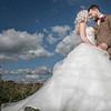 huddersfield wedding photographer - bride at durker roods